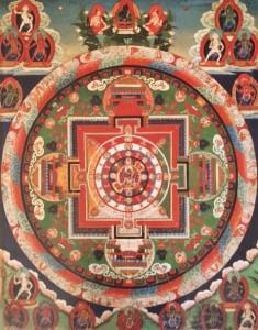 Mandala - Bewustzijntraining: bewustzijn training in Amsterdam door Sonja Nuyt